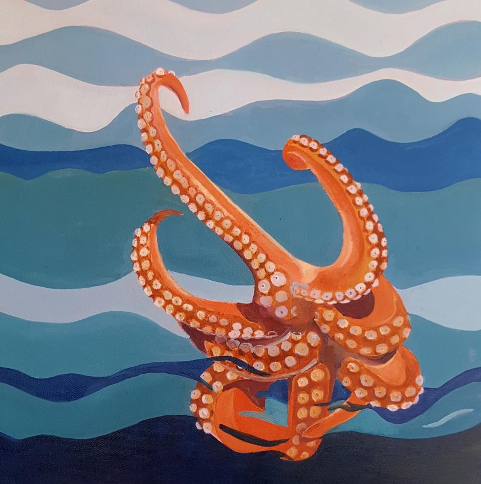 Bhavna Misra Octopus