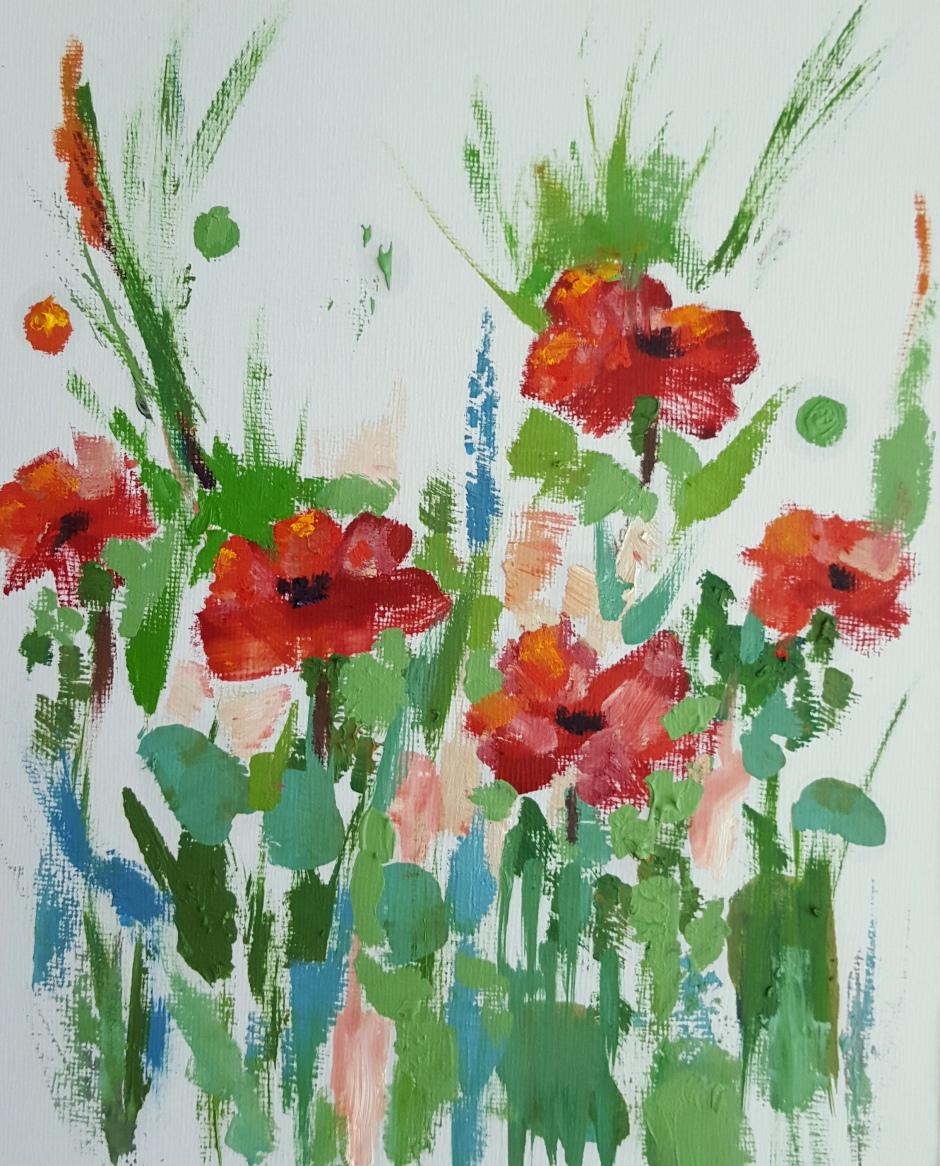 Floral 2 Unframed