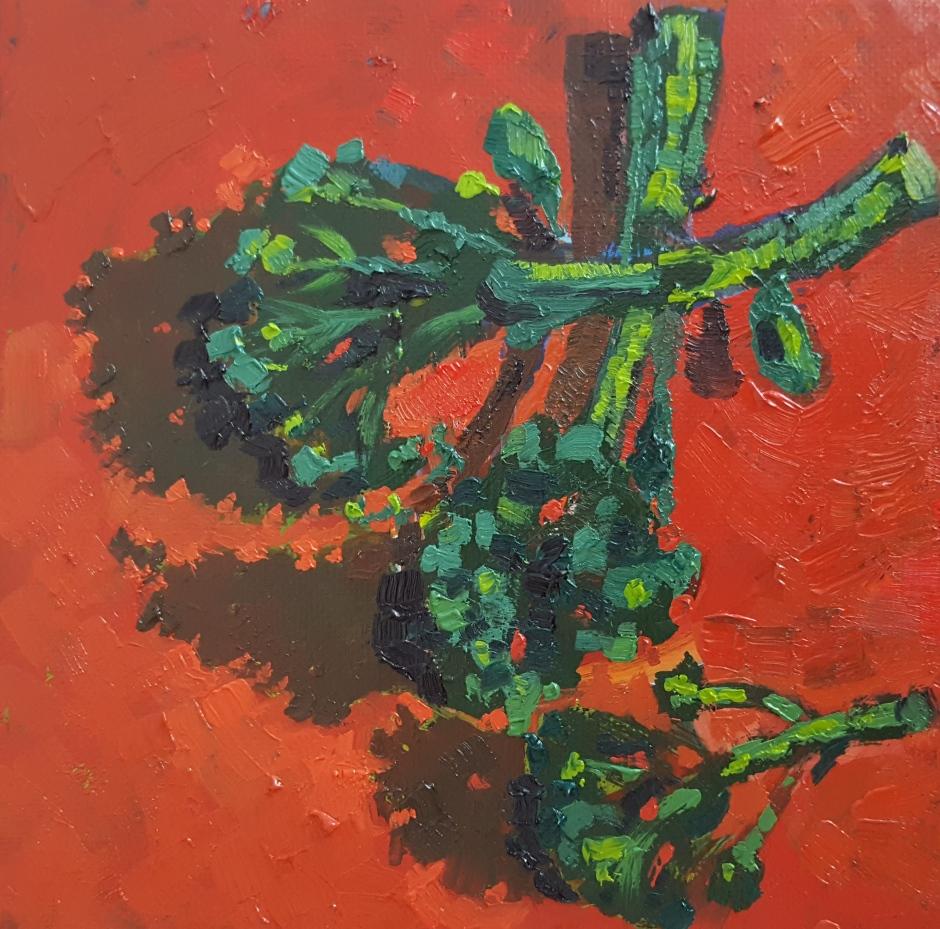 Bhavna Misra Broccoli Oil 2017