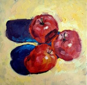 Bhavna Misra Apple a Day Oil 2017