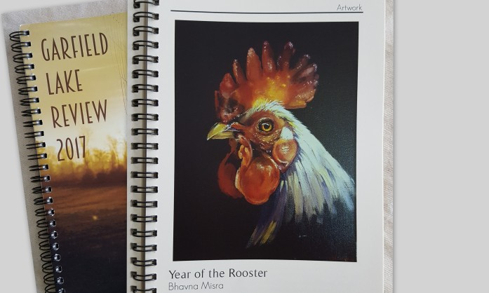 Year of the Rooster Published