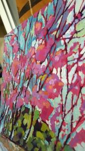 Details Blooming Jacranda