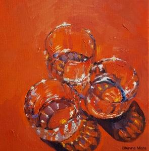 Glass Half Full or Half Full Bhavna Misra