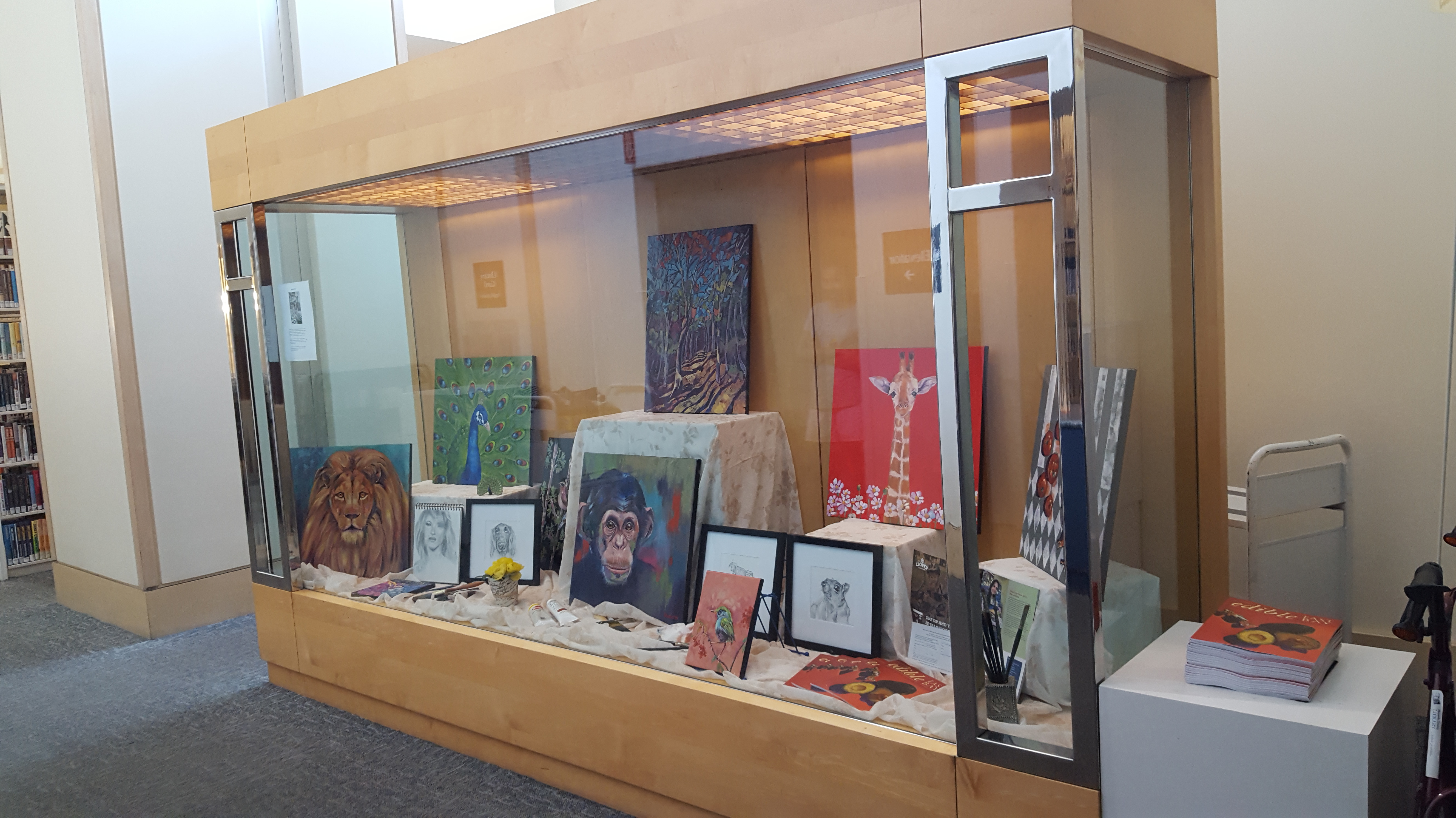 Fremont Showcase Display